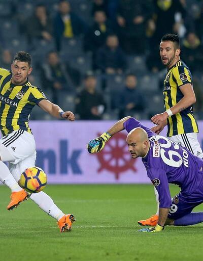 Fenerbahçe 3-0 Alanyaspor / Maç Özeti