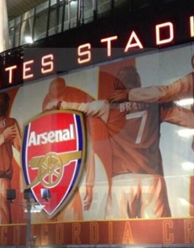 Arsenal'dan rekor sponsorluk anlaşması