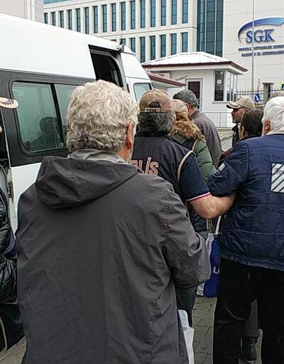 2 HDP'li terör propagandasından tutuklandı