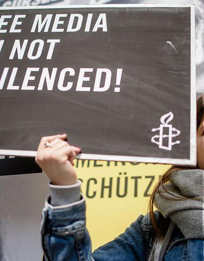 Uluslararası Af Örgütü'nden Türkiye'ye 'gözaltı ve yargılama' eleştirisi