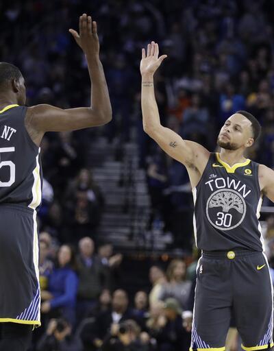 NBA: Stephen Curry böyle istedi