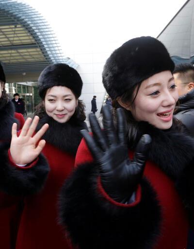 'Kuzey Kore'nin ponpon kızları seks kölesi olarak kullanılıyor'
