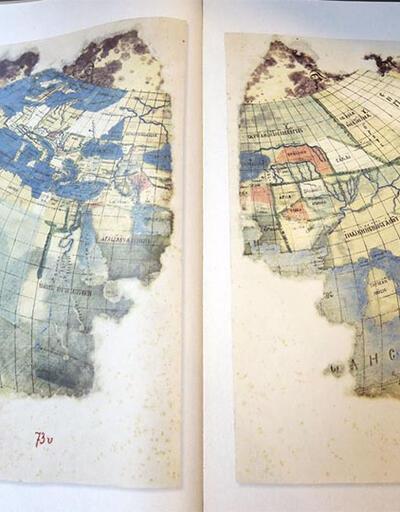 Dünyanın ilk atlası yeniden basıldı