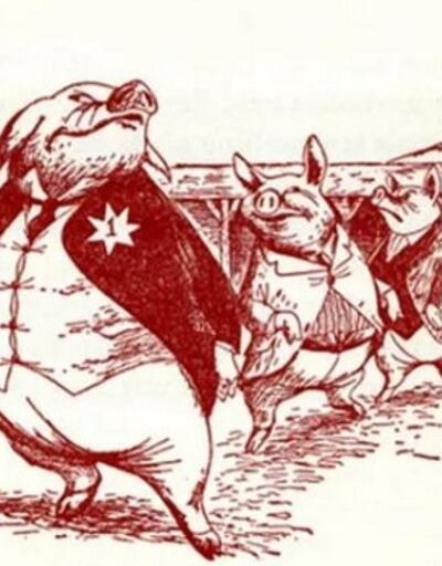 Hayvan Çiftliği ve 1984'ü yasakladılar!