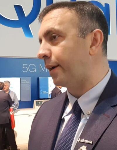 Qualcomm Türkiye'den Gökhan Güleç yeni teknolojileri anlattı
