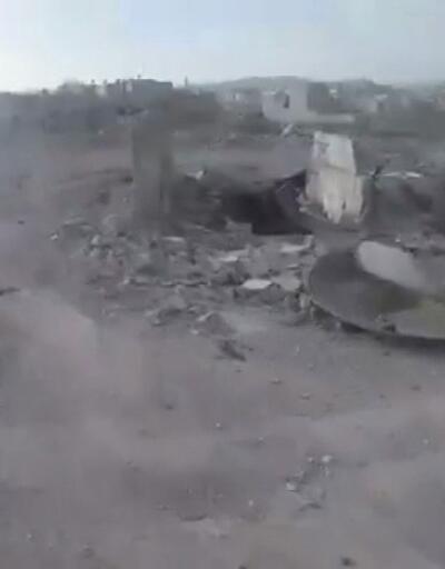 Son dakika... Doğu Guta'ya saldırı: 38 sivil hayatını kaybetti