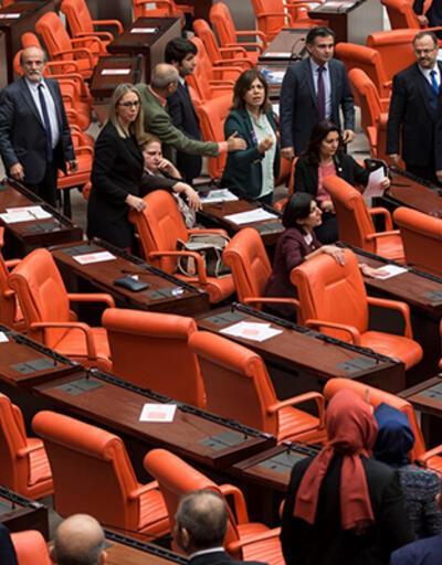 HDP'den TBMM'deki kavgayla ilgili açıklama: 'İktidar linç girişiminde bulundu'