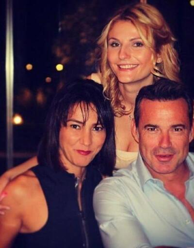 Murat Başoğlu boşandığı eşiyle böyle görüntülendi
