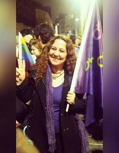 8 Mart Feminist Gece Yürüyüşü'nden ilk kareler