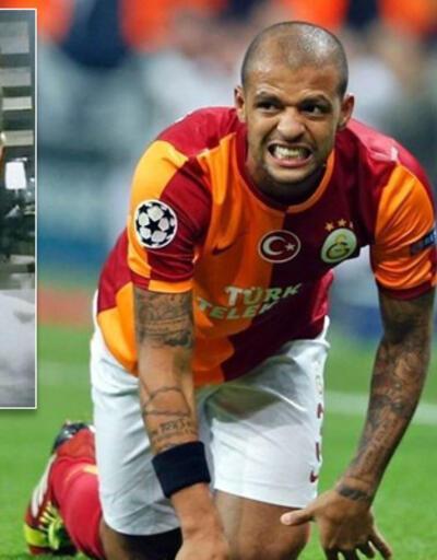 Felipe Melo'dan Fenerbahçe'ye küfür