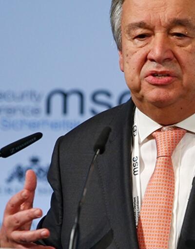 Guterres kendini feminist ilan etti