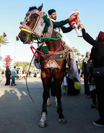 """Libya'da""""Geleneksel Kıyafet Günü"""" kutlaması"""