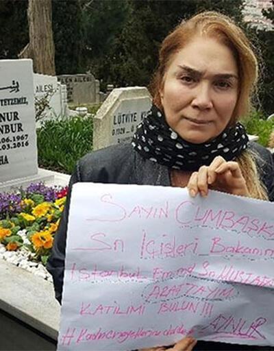 Mezdeke'nin 2 yıl önce öldürülen üyesi Aynur Kanbur'un katili hala yakalanmadı