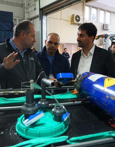 100 ton canlı balığı İzmir'den Umman'a uçakla taşıdılar