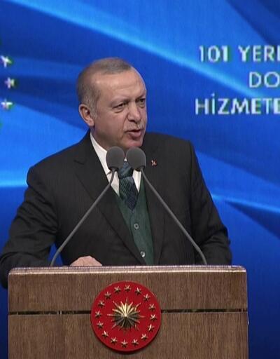 Erdoğan: Putin ile temelini atacağız