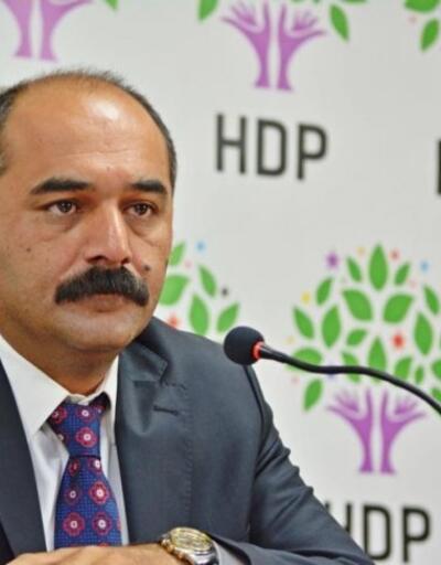 HDP'li Milletvekili Berdan Öztürk hakkında yakalama kararı çıkartıldı