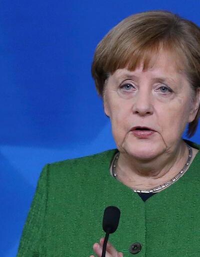 Merkel'den Suudi Arabistan açıklaması