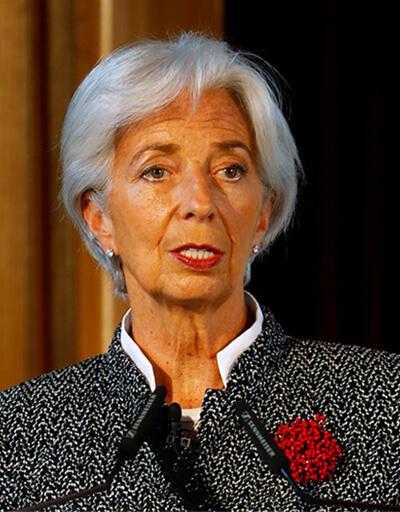 IMF Başkanı Lagarde: Kara gün fonu kurun