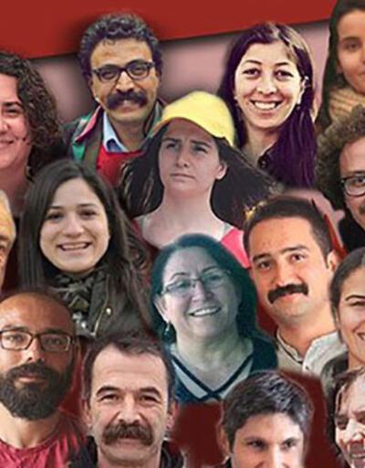 Tutuklu 20 avukat hakkında DHKP-C üyeliği suçlamasıyla iddianame