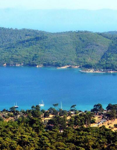 Gökova koyları ve 2477 hektar deniz imara açıldı