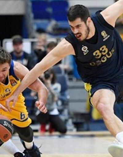 THY Euroleague: Khimki Moskova: 64 - Fenerbahçe Doğuş: 73