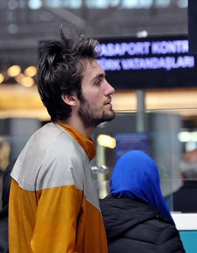 Havalimanında yaşayan basketbolcu Mehmet Şanlı'nın durumu