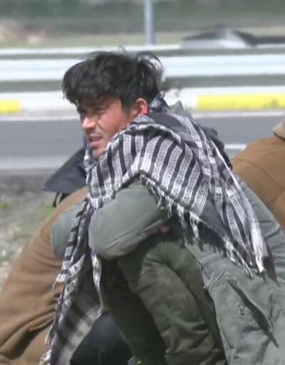 Kaçak göçmenlerde salgın hastalık endişesi