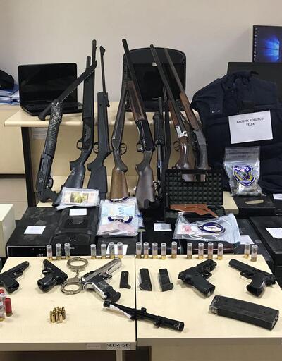 'Açıkgözler'e operasyon: 24 gözaltı