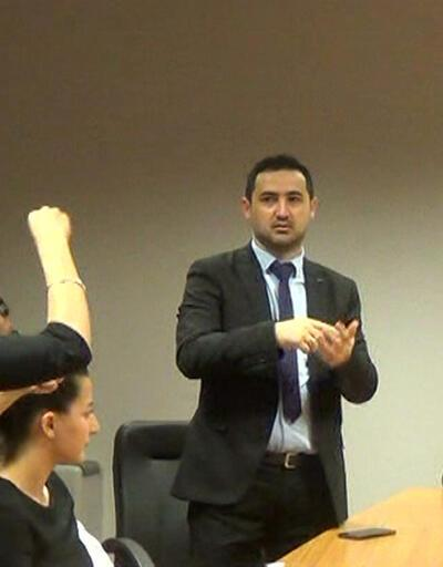 Adalet personeline işaret dili eğitimi
