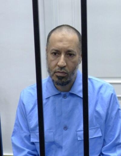 Kaddafi'nin oğlu Es Saadi yargılanıyor