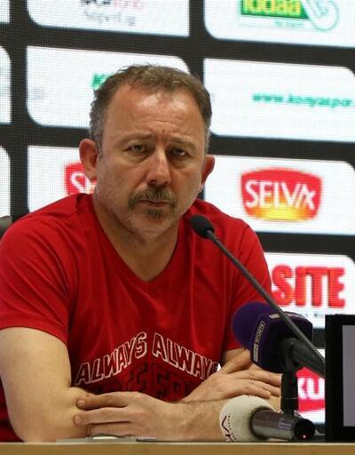 Konyaspor'da Sergen Yalçın farkı