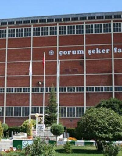 Çorum ve Yozgat Şeker Fabrikaları özelleştirme ihaleleri sonuçlandı