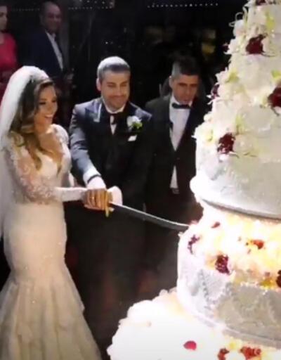 Aslı Hünel'in ağabeyi düğüne gelmedi