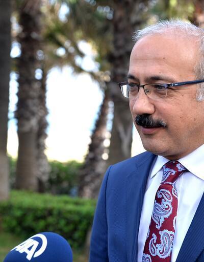 Bakan Elvan açıkladı: Cennet'e asansör, Cehennem'e teras