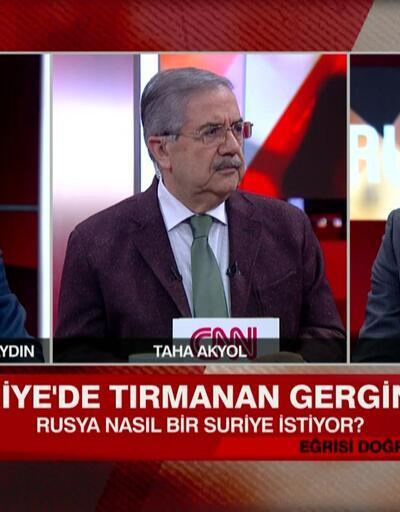 Rusya nasıl bir Suriye istiyor? Türkiye Suriye'de ne yapmalı? Eğrisi Doğrusu'nda konuşuldu