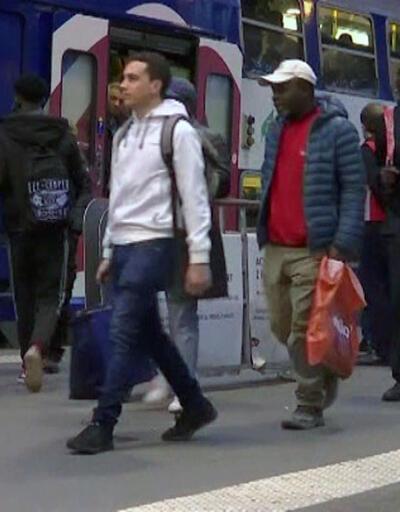 Fransa'da demiryolu işçilerinden özelleştirme tepkisi