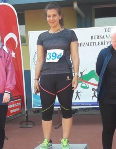 Diyarbakırlı görme engelli Serap, şampiyon oldu