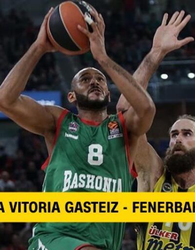 Canlı: Baskonia-Fenerbahçe maçı izle   beIN Sports canlı yayın (THY Euroleague)