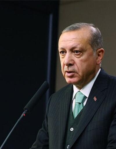 Cumhurbaşkanı Erdoğan'dan dünyaya adalet çağrısı