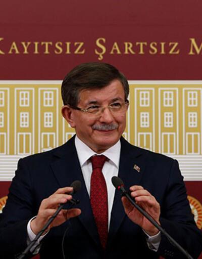 Son dakika... Ahmet Davutoğlu'ndan açıklama