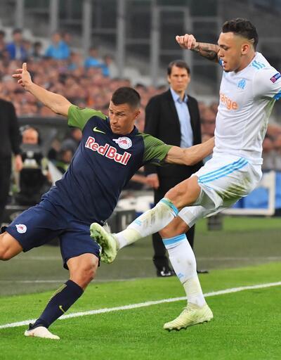 Marsilya 2-0 Salzburg / Maç Özeti