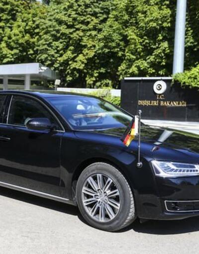 Almanya'nın Ankara Büyükelçisi 21'inci kez Dışişleri Bakanlığı'na çağrıldı