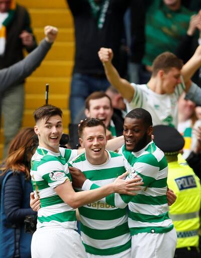 Celtic ezeli rakibine fark atarak şampiyon oldu