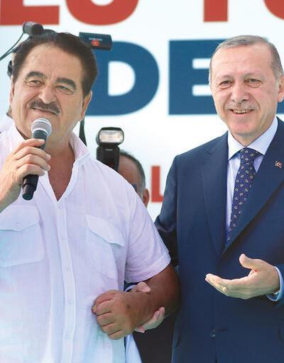 """""""Cumhurbaşkanı Erdoğan az kalsın 'Allah cezanı verecek İbo' diyecekti"""""""