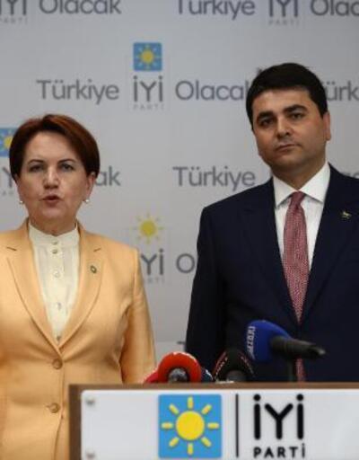 Demokrat Parti Genel Başkanı Uysal'dan Akşener'e ziyaret