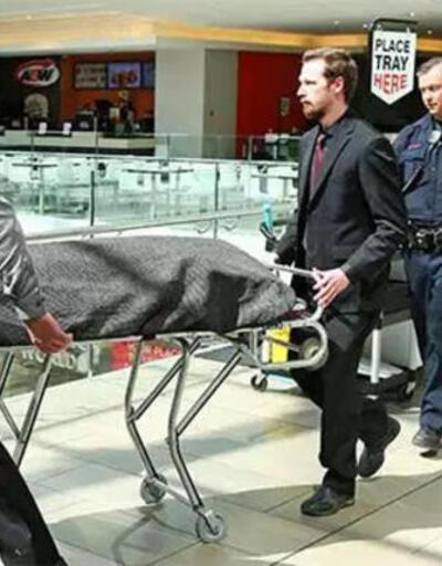 Alışveriş merkezinin kadın tuvaletinde erkek cesedi bulundu...