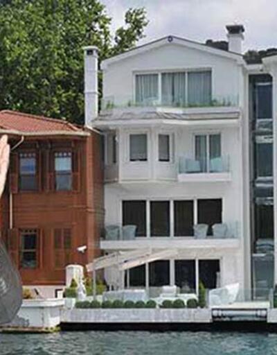 Reza Zarrab ve Ebru Gündeş'in davalık yalısı için 'imar barışı beklensin' talebi