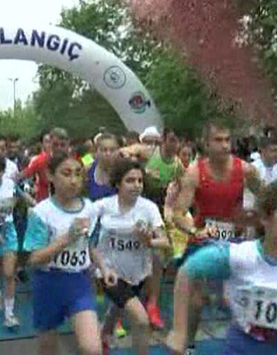 Beykoz'da 9. Geleneksel Halk Koşusu düzenlendi