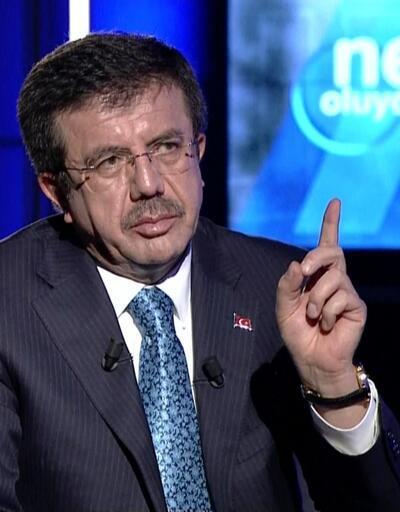 Bakan Zeybekci: Bugüne kadar söz verip de yapmadığımız hiç bir şey yok