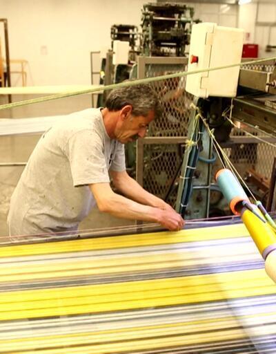 Gaziantep'in geleneksel kutnu kumaşı dünyaya tanıtılacak